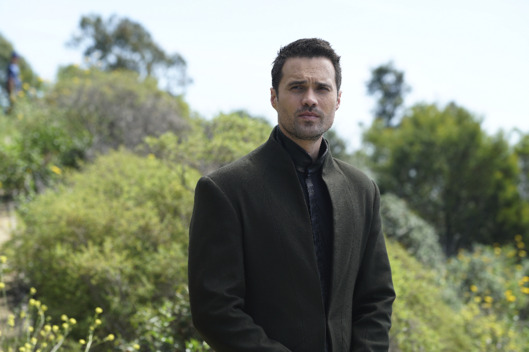 Brett Dalton as Hive.