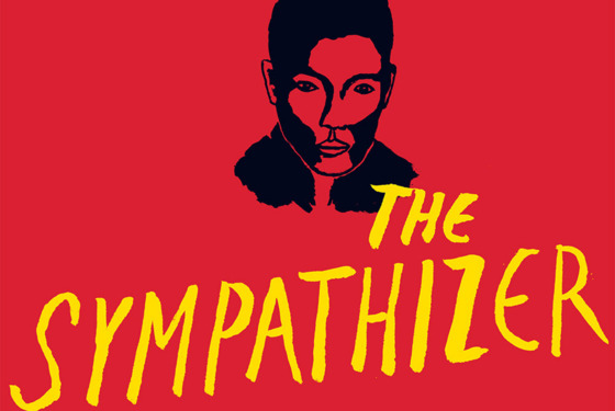 jan03c  -  Caption: Cover art for Viet Thanh Nguyen's novel The Sympathizer