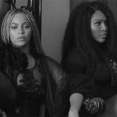 Beyonce amp serena williams i cum sorry 6