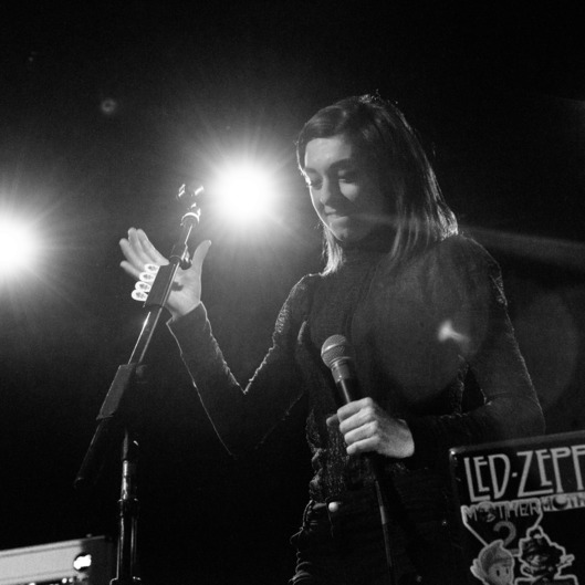 Christina Grimmie With Rachel Platten In Concert - New York, New York