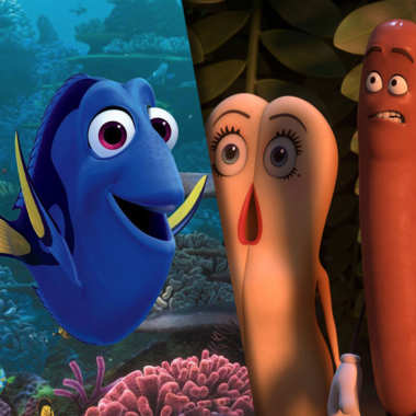 Theater Accidentally Plays Horny-Sausage Movie Trailer Before  Finding Dory
