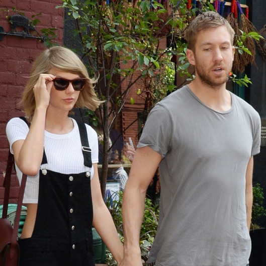 Celebrity Sightings In New York City - May 28, 2015