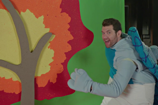 Billy Eichner as Billy.