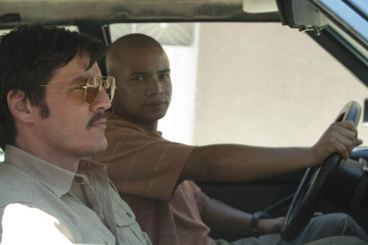 Pedro Pascal as Peña.