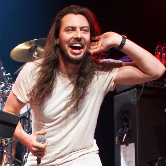 Andrew W.K. Performs At Manchester Academy