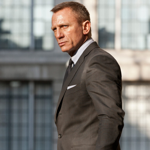 Daniel Craig stars as James Bond in Metro-Goldwyn-Mayer Pictures/Columbia Pictures/EON Productionsí action adventure SKYFALL.