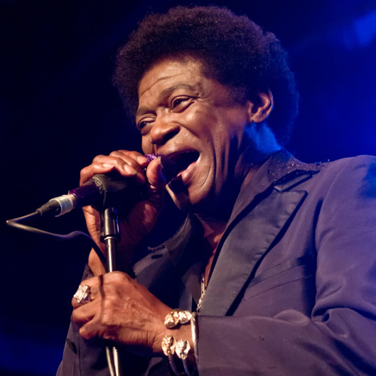 Charles Bradley Performs In Berlin