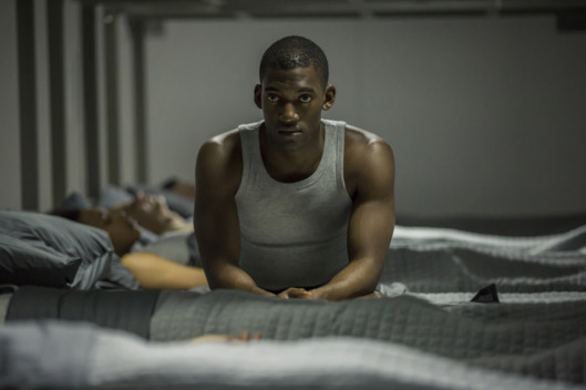 Malachi Kirby as Stripe.