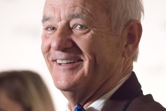 What Happened When Bill Murray