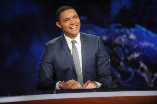 """The Daily Show with Trevor Noah"" Premiere"
