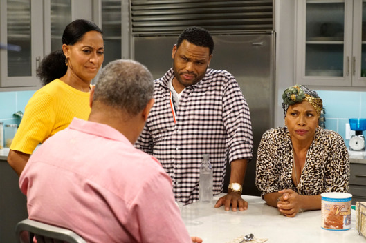 TRACEE ELLIS ROSS, ANTHONY ANDERSON, JENIFER LEWIS