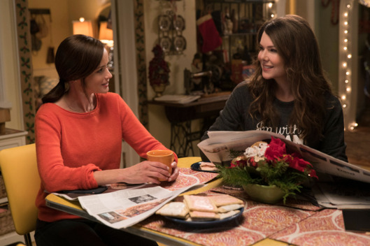 gilmore girls year life review