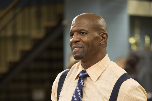 Terry Crews as Terry.