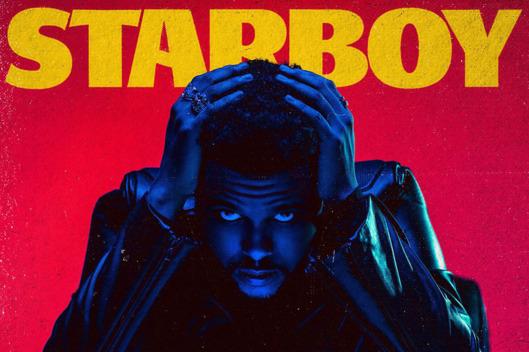 Výsledek obrázku pro The Weeknd starboy album