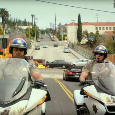 Dax Shepard and Michael Pena Aim to Be the Beyoncé and Jay Z of Highway Patrol in CHIPs Trailer