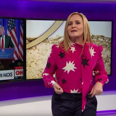 Samantha Bee Takes on Donald Trump's Alleged Golden Showers: If Plausibility Was Proof ...