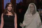 <em>SNL</em> Recap: Tina Fey's Advice for Felicity Jones
