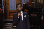 <em>Saturday Night Live</em> Recap: Aziz Ansari Cheers Up a Trumped Nation
