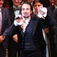 """""""Hamilton"""" Broadway Opening Night - Arrivals And Curtain Call"""