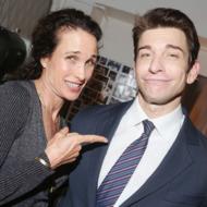 Celebrities Visit Broadway - April 21, 2017