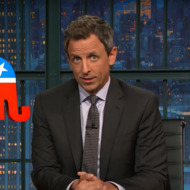 Seth Meyers Claims That if