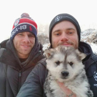 Olympian Gus Kenworthy Posts About His Trip to a South Korean Dog Farm, Takes Home a Puppy