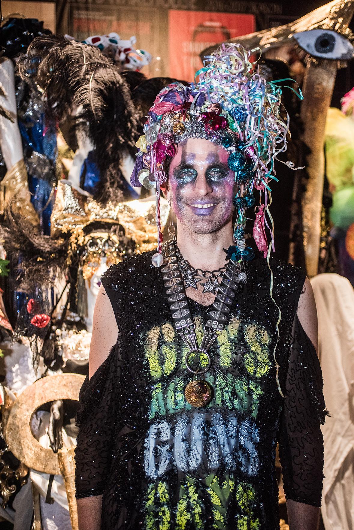 Meet Taylor Mac S Costume Designer Machine Dazzle