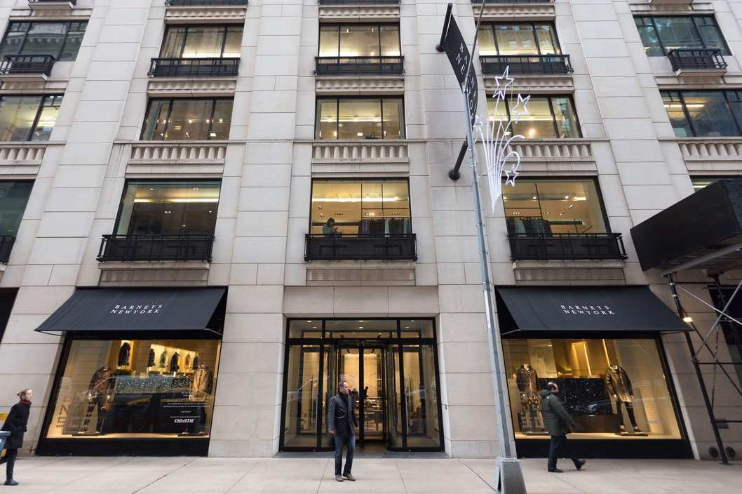 Barneys New York :: Union Square Shopping, Dining & Travel Guide