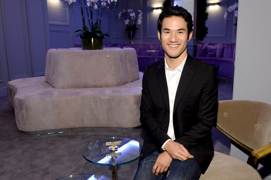 LOS ANGELES, CA - SEPTEMBER 18:  Designer Joseph Altuzarra unveils the Audi Green Room at the 65th Emmy Awards, designed by Altuzarra at Nokia Theatre L.A. Live on September 18, 2013 in Los Angeles, California.  (Photo by Michael Buckner/Getty Images for Audi)