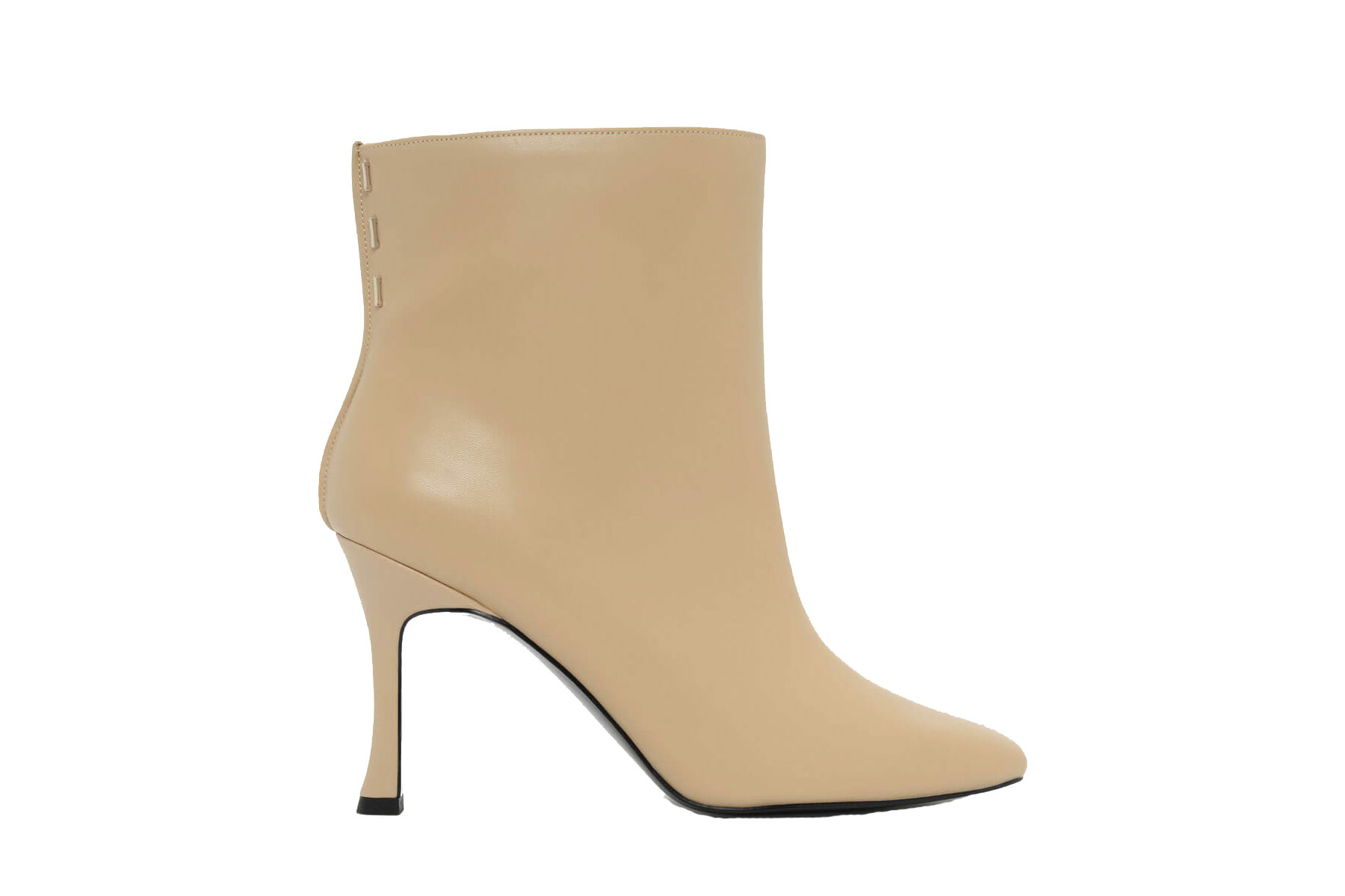 Mini Square Toe Boots