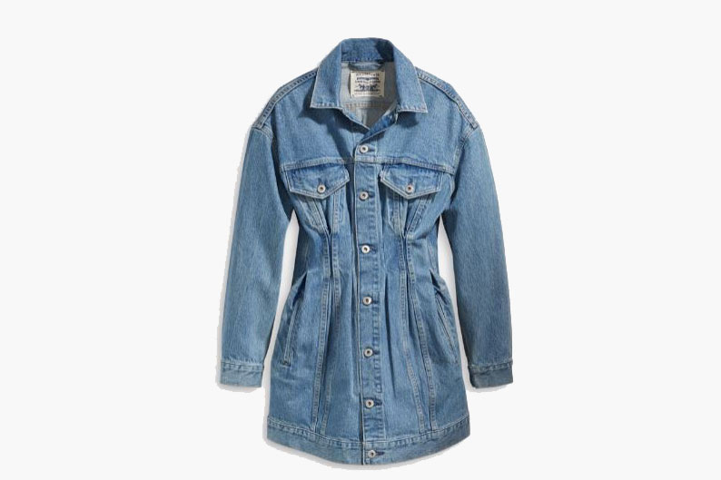Levi's® Made & Crafted ® Denim Trucker Dress