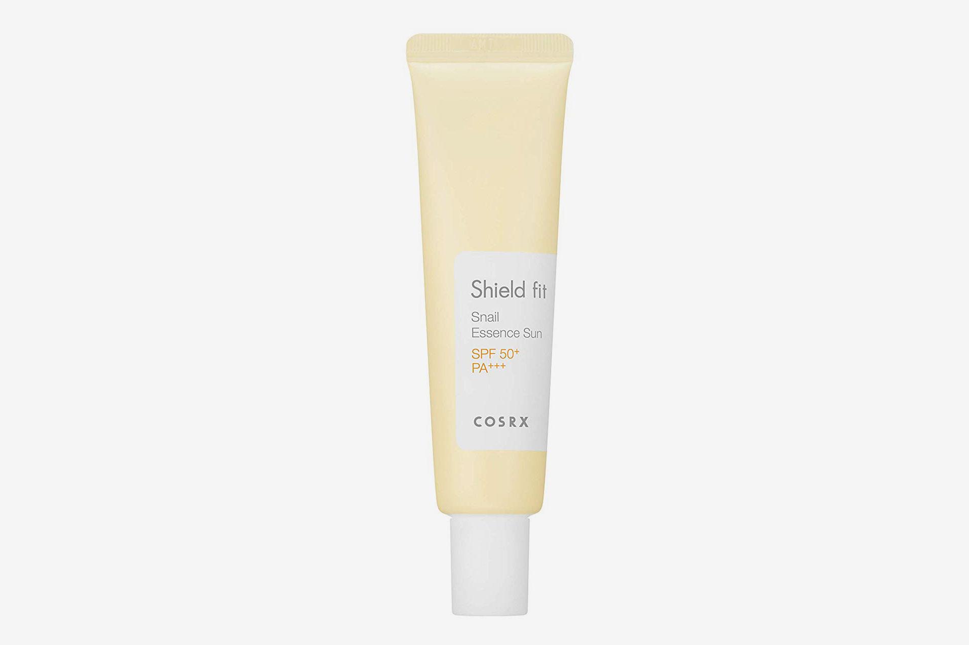 COSRX Crème solaire Essentiel Shield Fit Snail SPF 50+ PA +++
