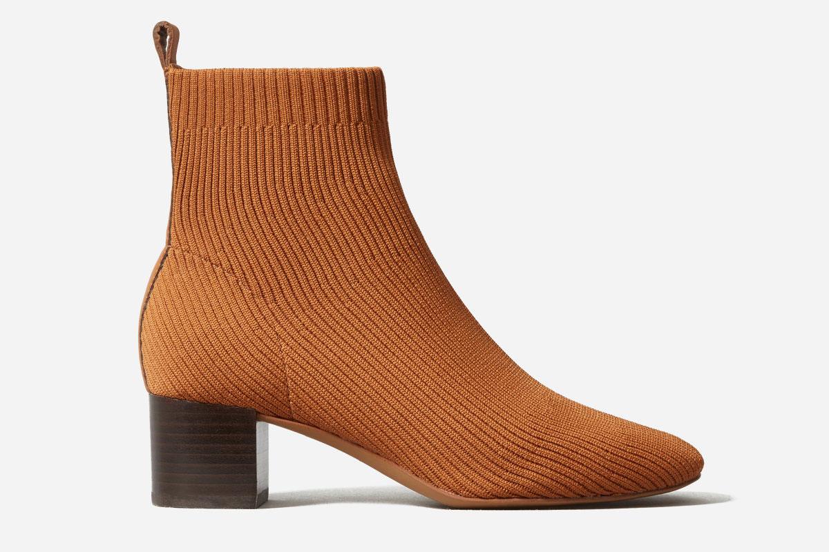 Everlane Glove Boot ReKnit