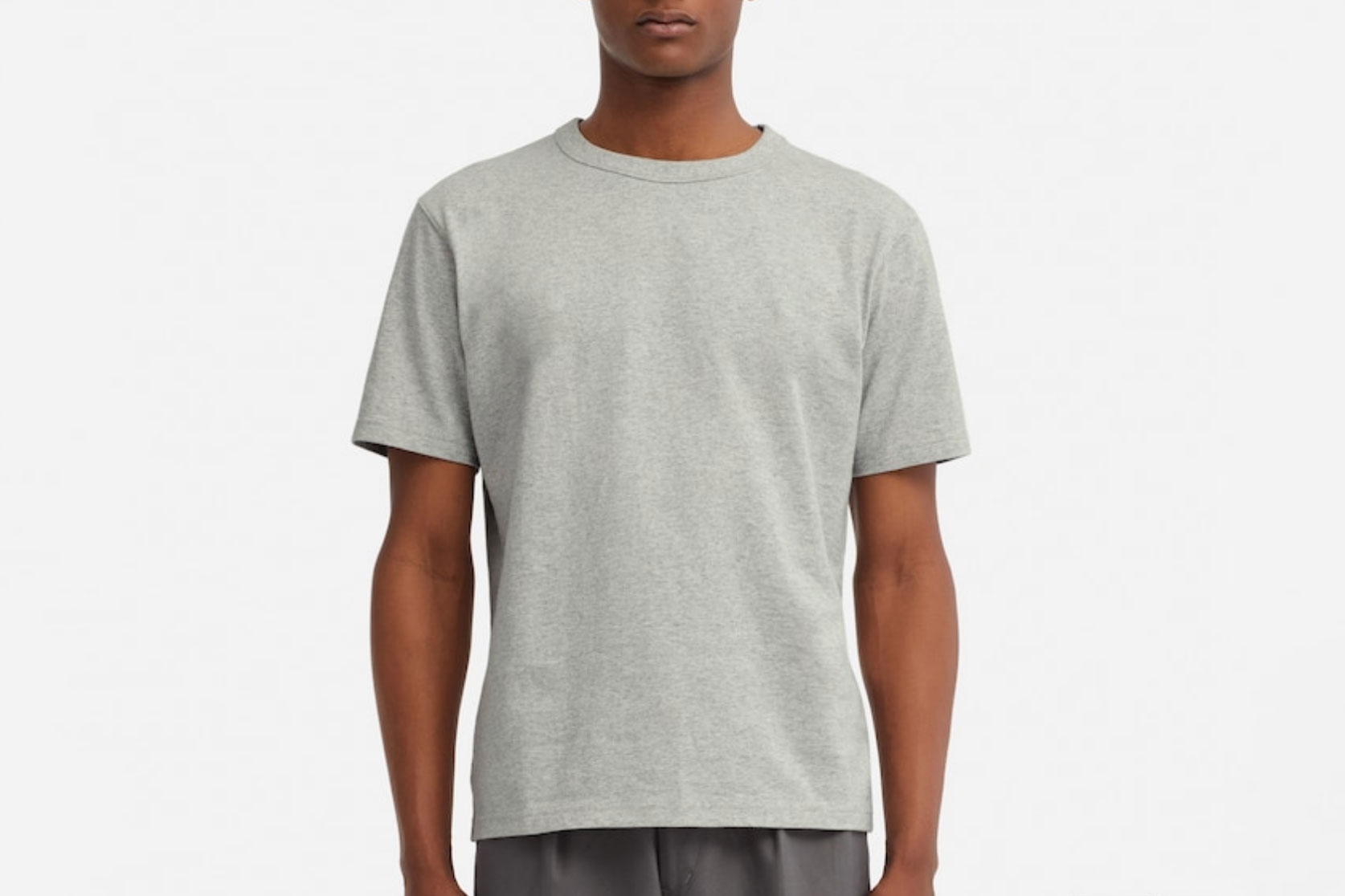 Uniqlo Men U Crew Neck Short Sleeve T-Shirt