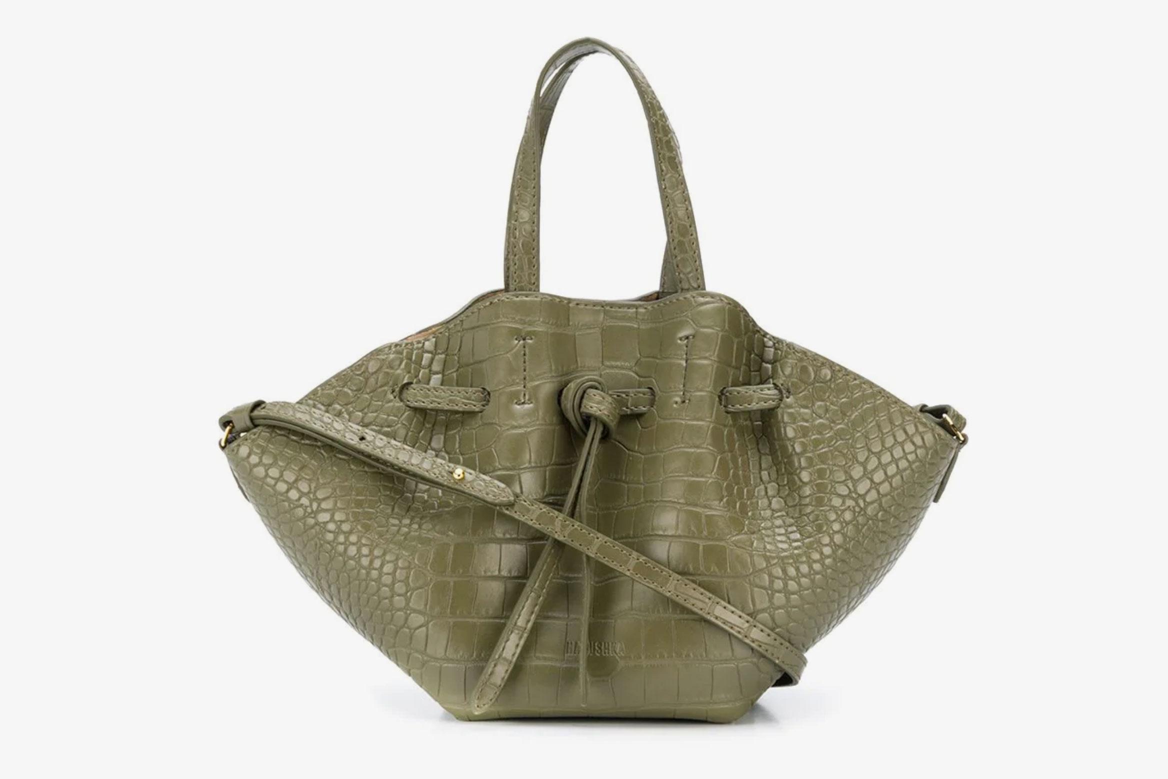 Nanushka Mini Lynee Bucket Bag