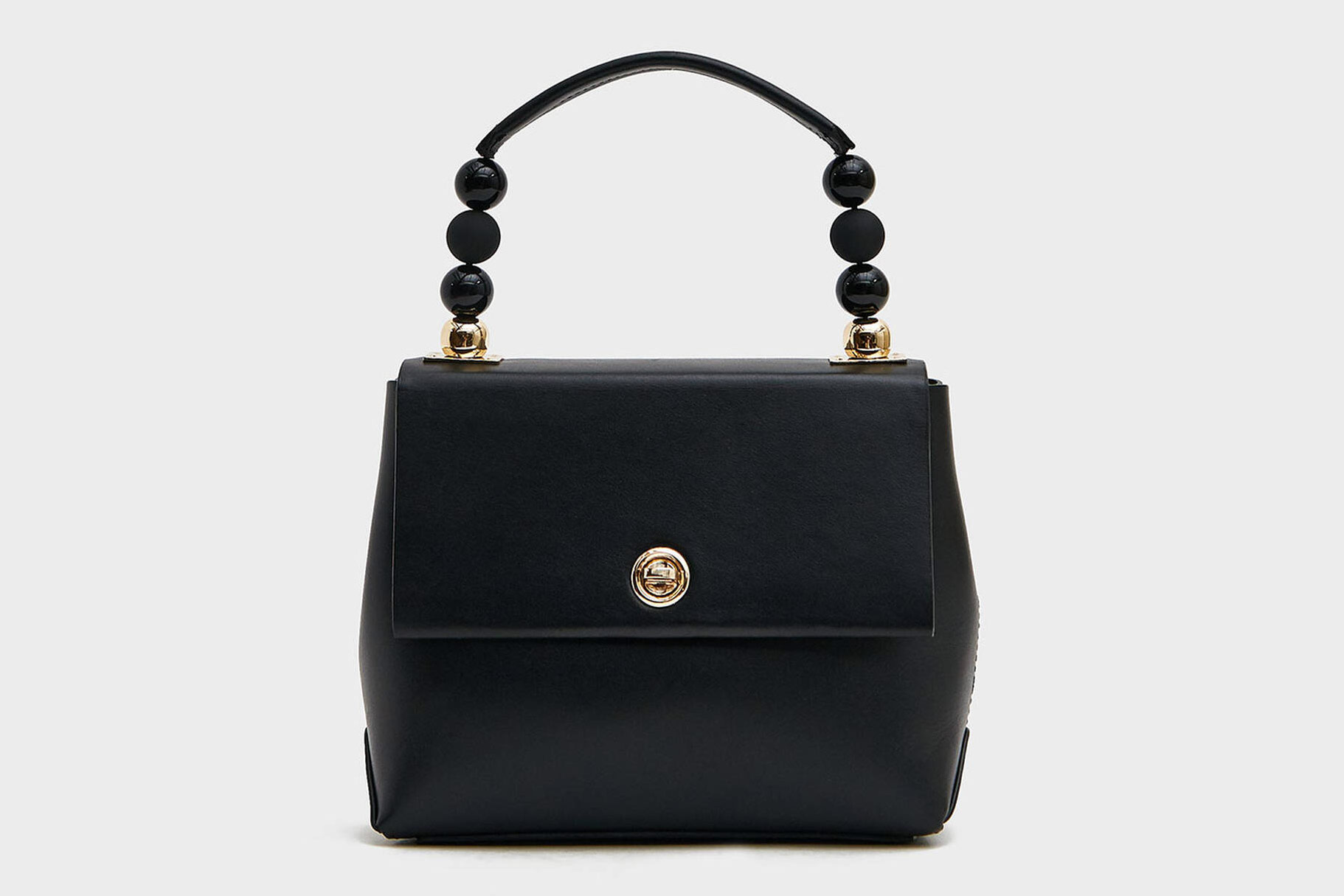 Imago-A Nº47 Carre Top Handle Mini Bag