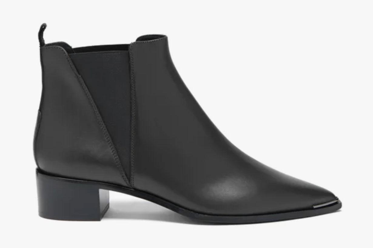 Acne Studios Jensen Leather Chelsea Boot