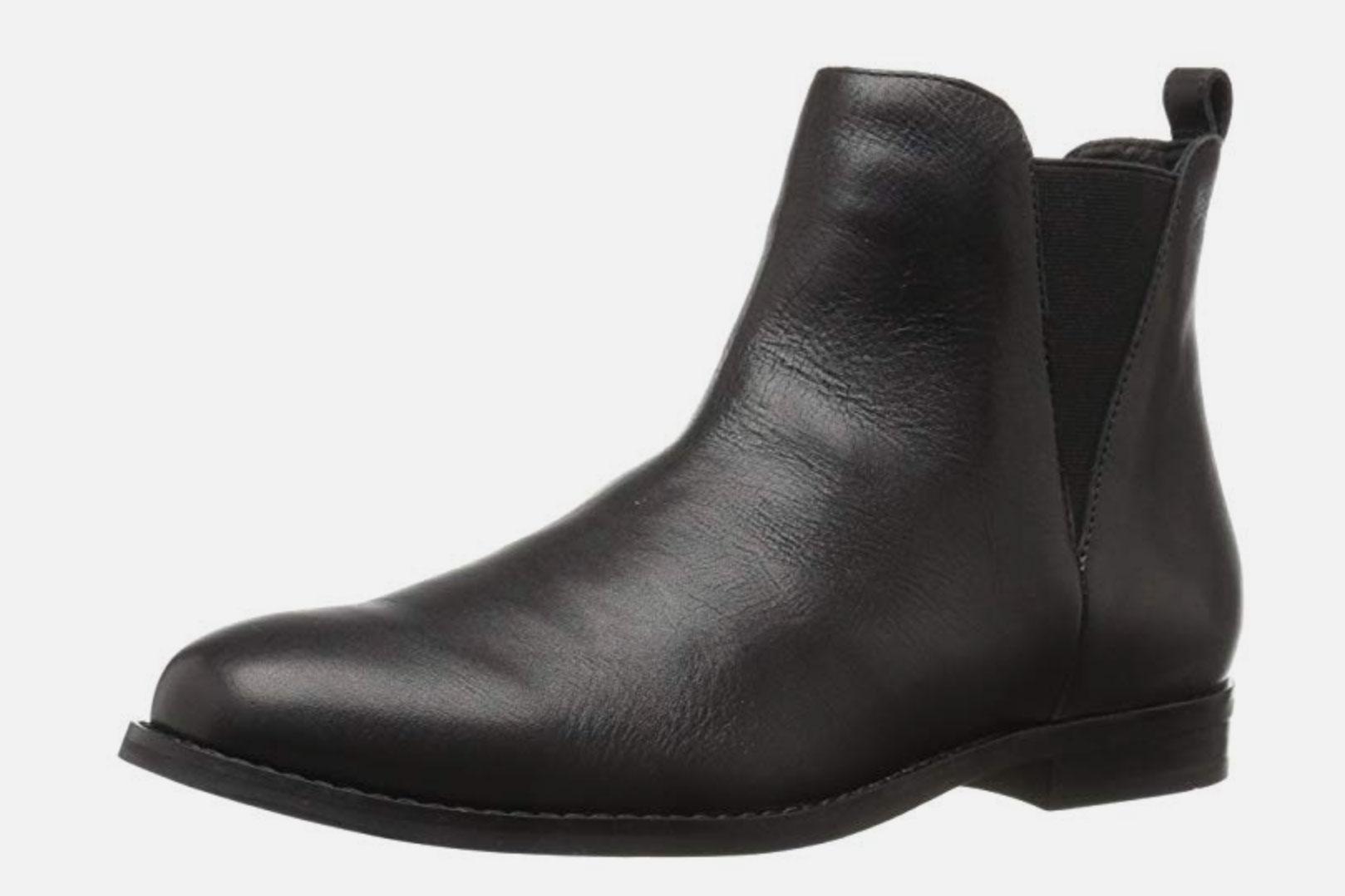 Amazon Brand - 206 Collective Women's Ballard Chelsea Ankle Boot
