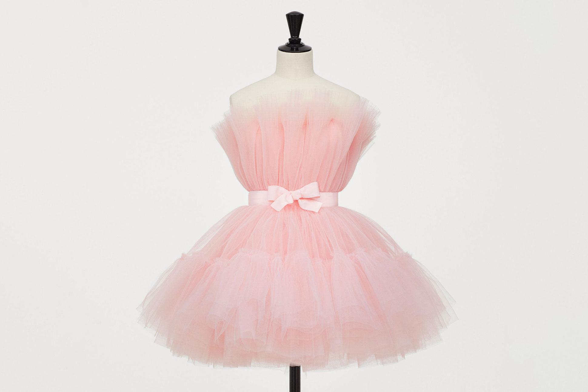 H&M x Giambattista Valli Short Tulle Dress
