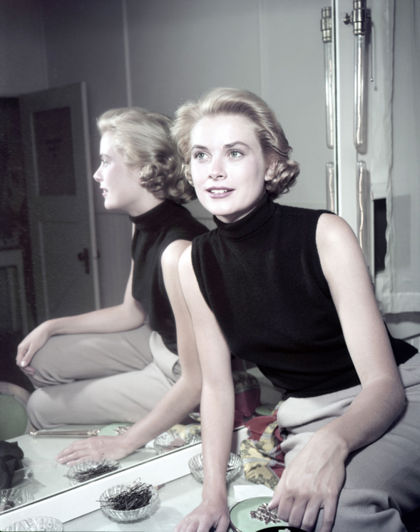 Circa 1954 Grace Kelly The Cut