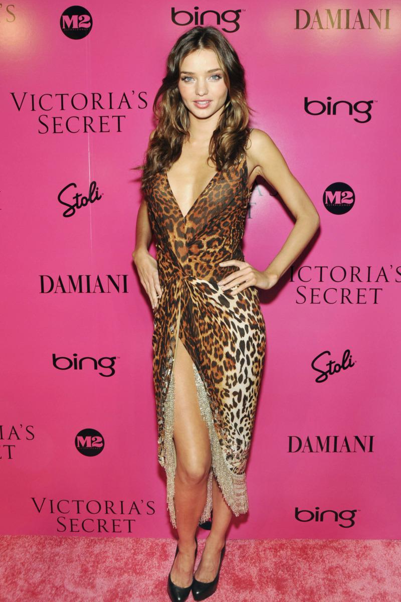 November 19 2009 Miranda Kerr The Cut