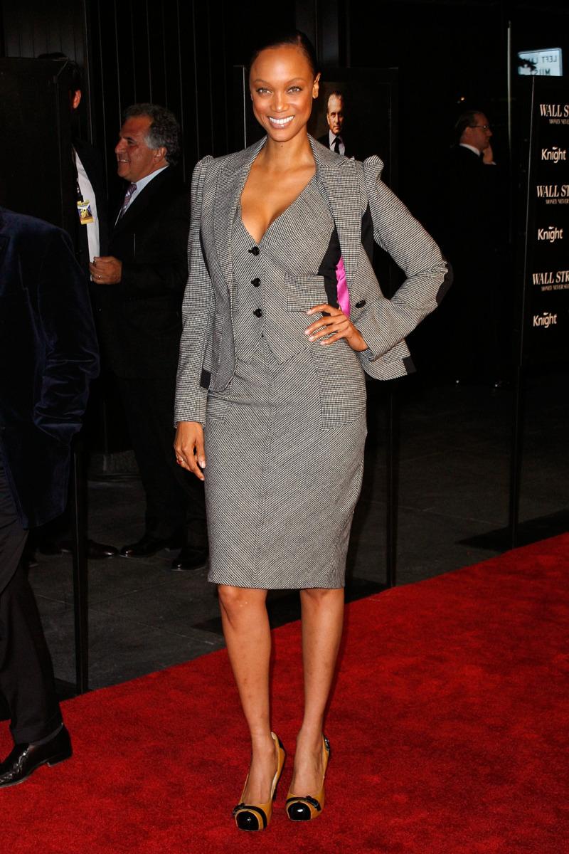 September 20, 2010 - Tyra Banks - The Cut Week Of September 20 2010 Photos