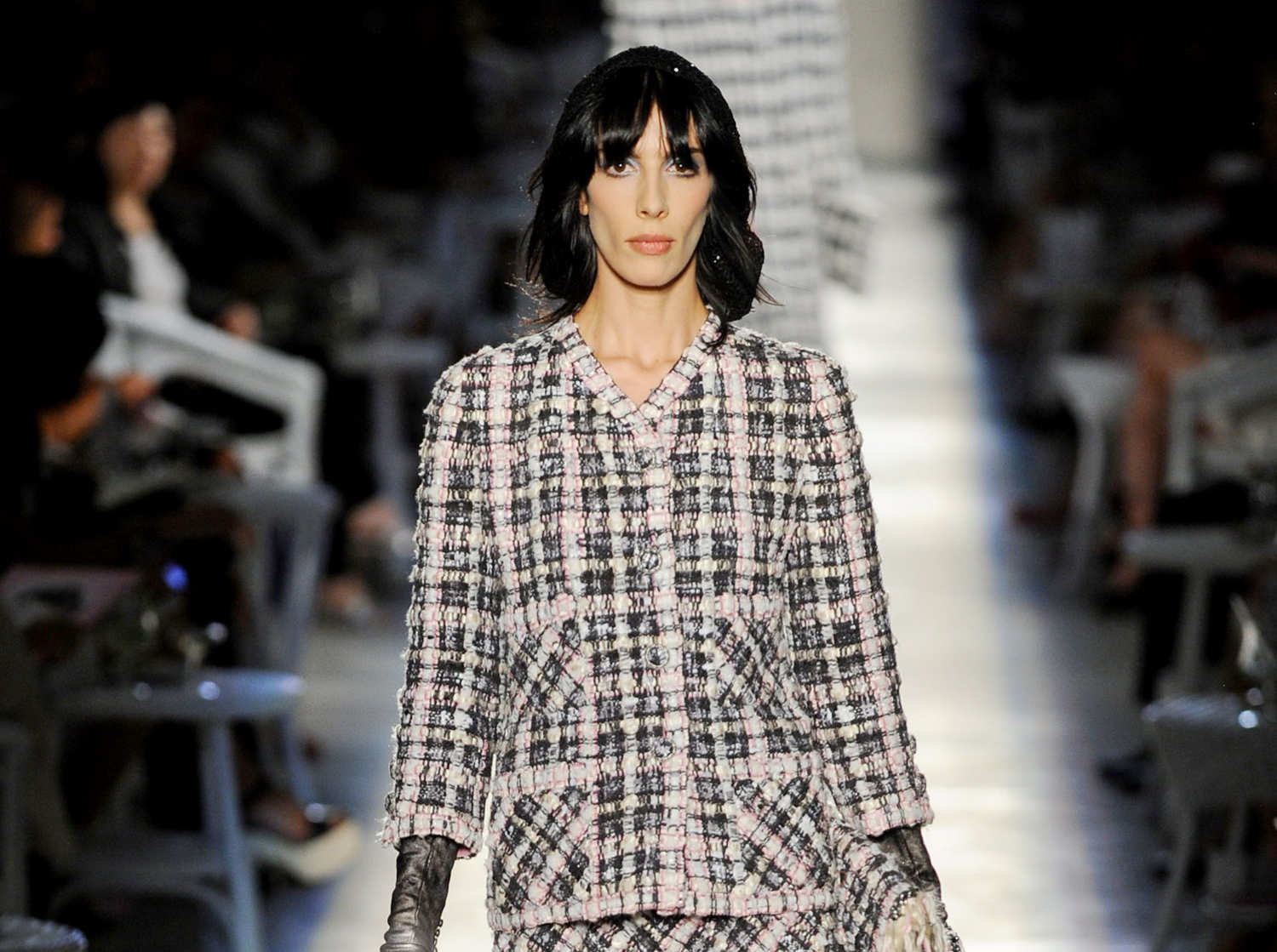 chanel fall 2012 couture fashion show the cut