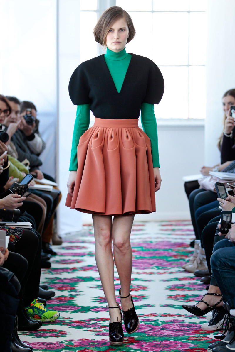 Delpozo - Fall 2013 RTW 6 - The Cut