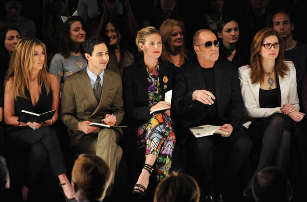 Photo 9 from Project Runway Designers