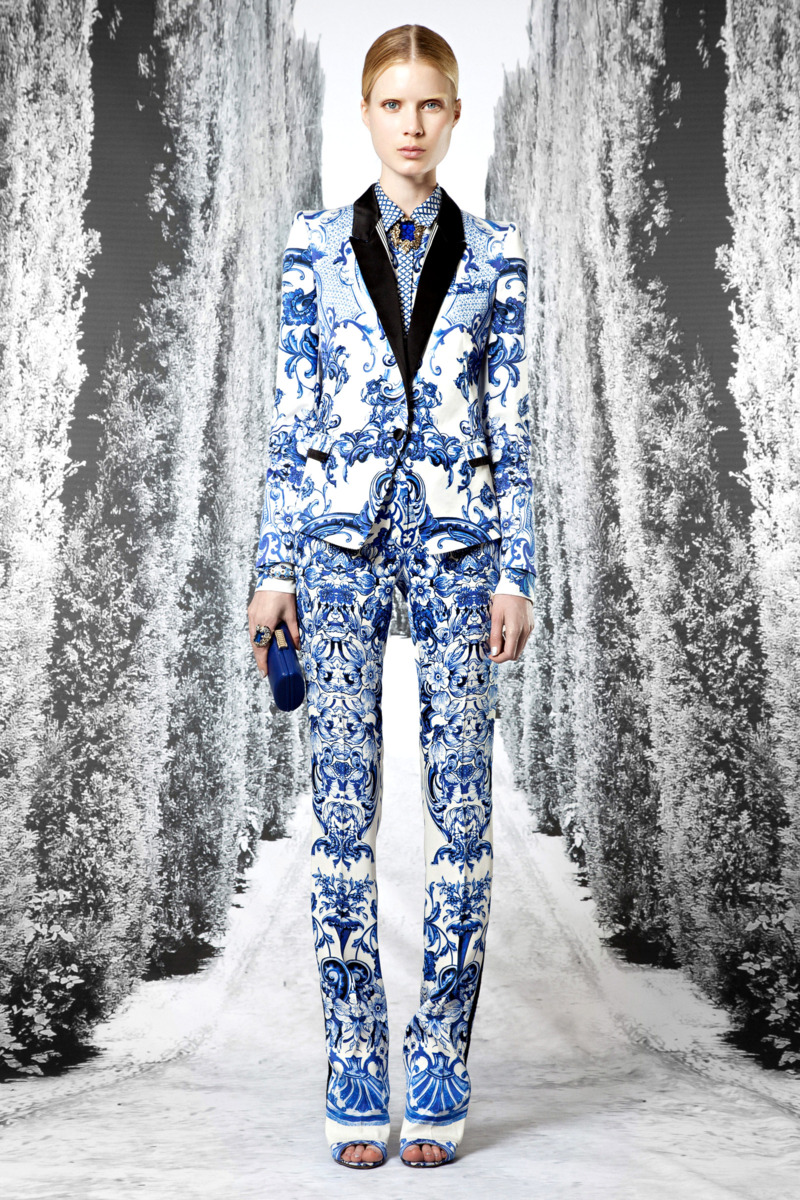 Roberto Cavalli Resort 2013 The Cut