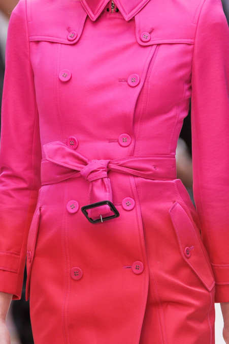 Detail Photo 12 from Burberry Prorsum