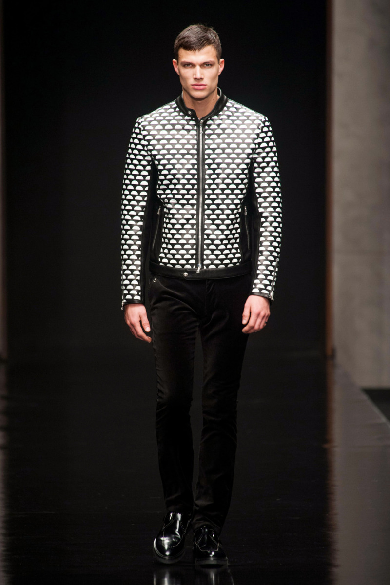 John Richmond - Fall 2014 Menswear