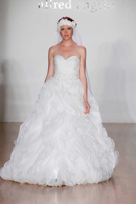 Photo 1 from Alfred Angelo