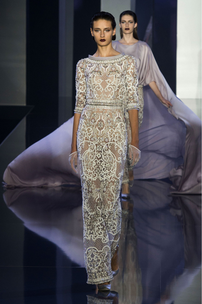 Ralph russo fall 2014 couture the cut for O couture fashion